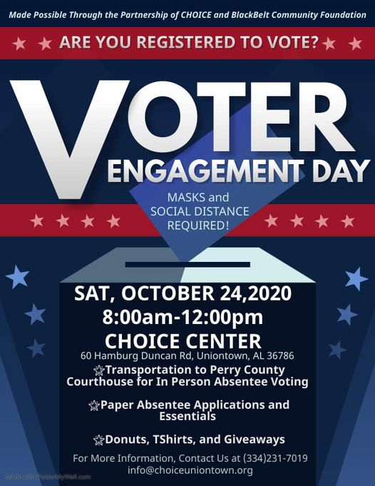 Voter Engagement Day